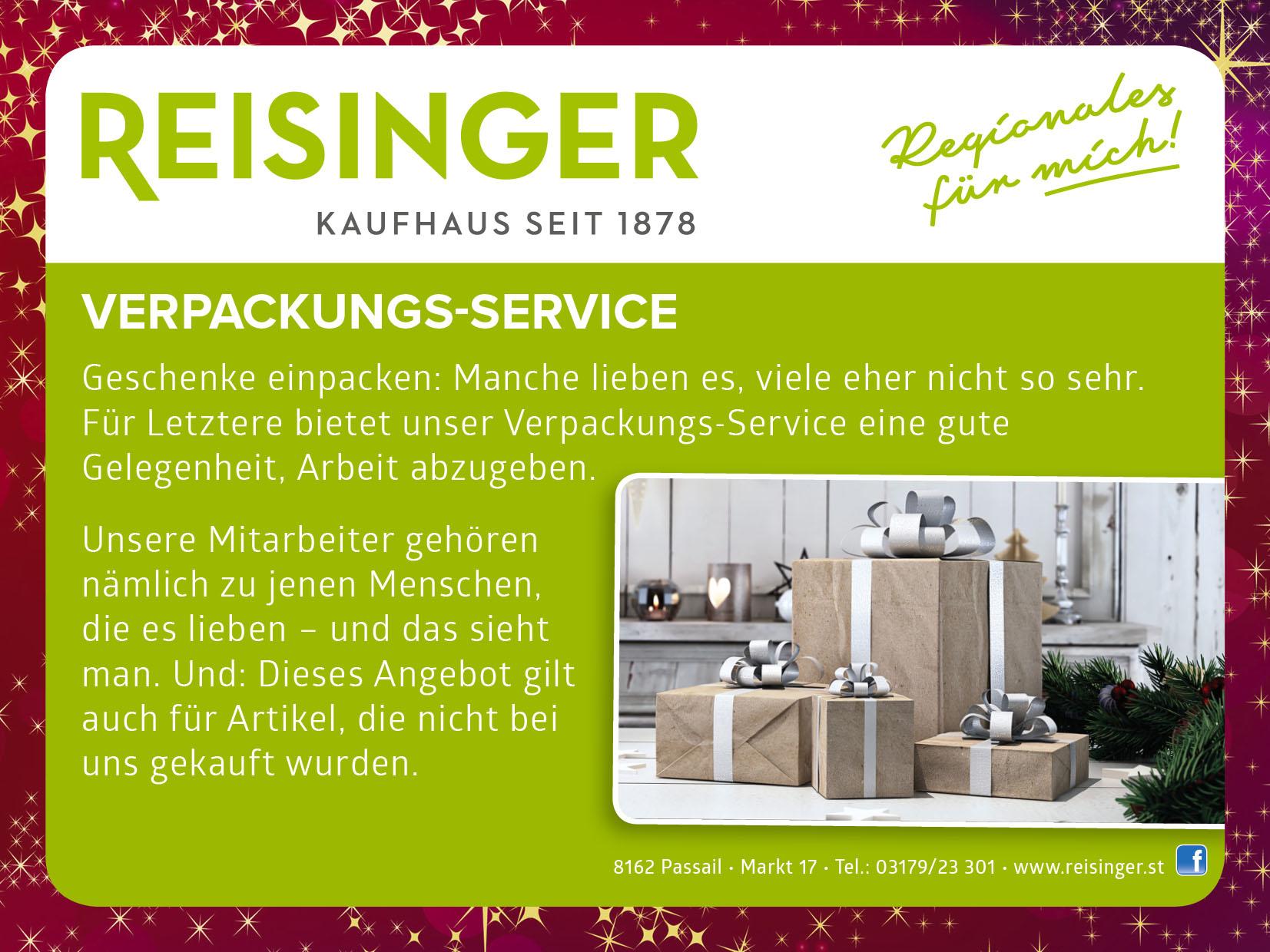 Verpackungsservice