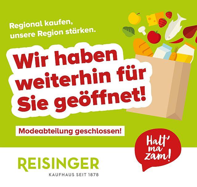 Regional kaufen - Region stärken!
